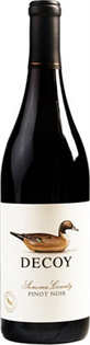 Decoy Pinot Noir 2014 750ml